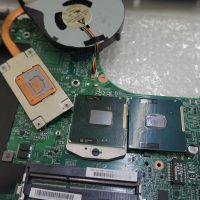 Lenovo G590 SSD装換 CPU装換4