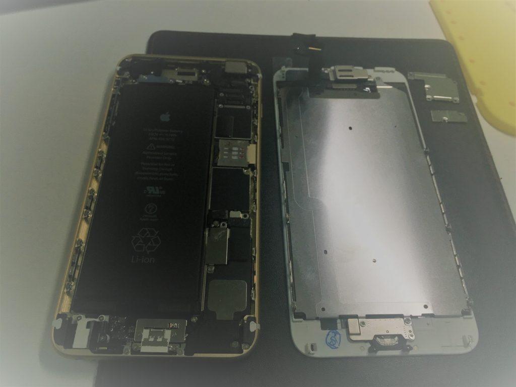 iPhone6 Plus 液晶画面パネル交換が激安5