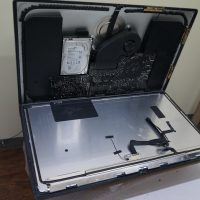 iMac 27インチ新規インストBOOTCAMP2