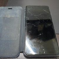 iPhone6 Plus液晶画面交換1