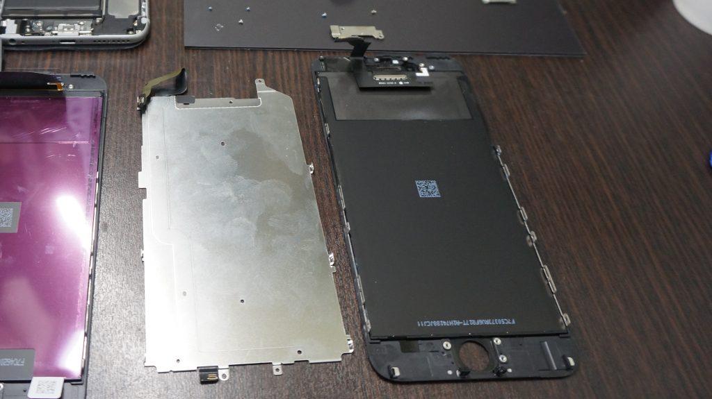 iPhone6 Plus液晶画面交換4