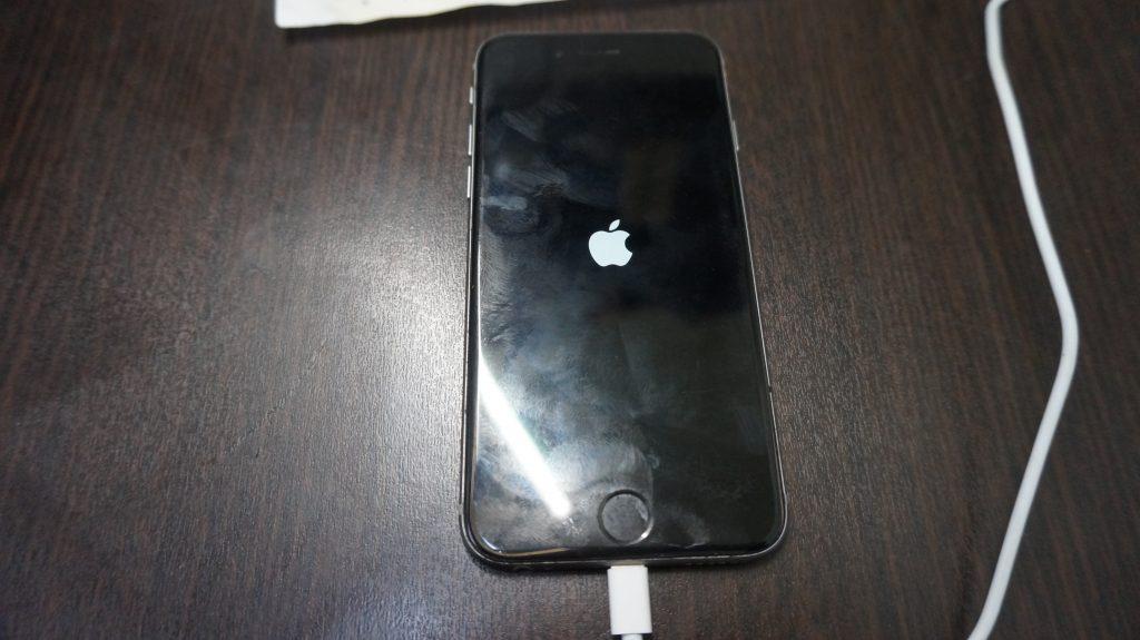 iPhone6 高品質バッテリー交換15分でできます1