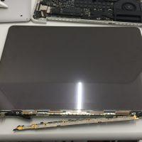 MacBook Pro A1502 2014年 Ratinaディスプレイ交換3