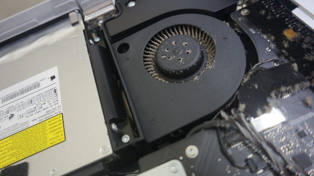 iMac A1312 Late 2009 画面が真っ白で起動しない HDD交換 OS再インストール6
