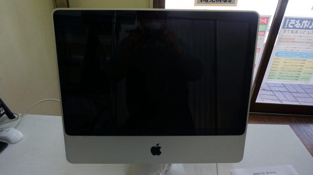 iMac A1224(2009) 自分で換装したSSDが起動しない(ビープ音等)1