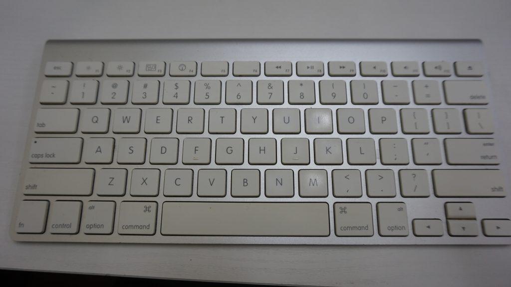 iMac A1224(2009) 自分で換装したSSDが起動しない(ビープ音等)9