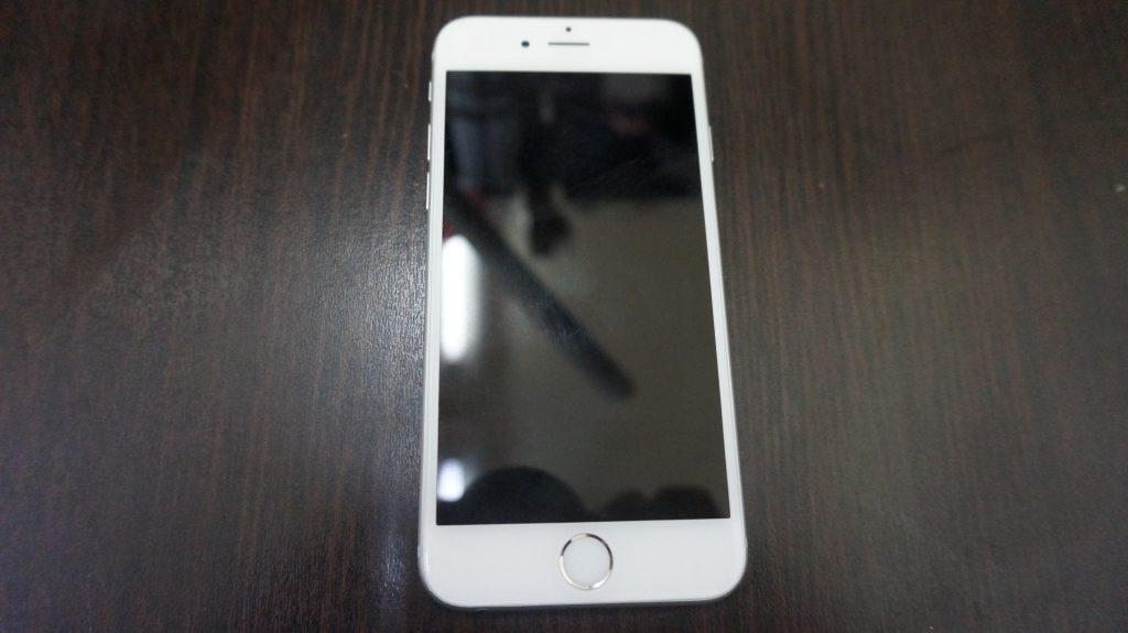 iPhone6 水没修理をしました。一応問題なく使えるところまで1