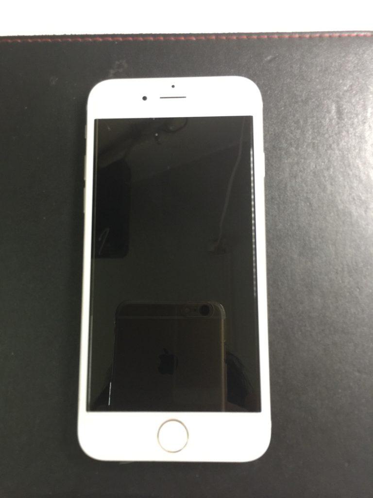iPhone6 充電できないライトニングユニット交換 ドック異常1