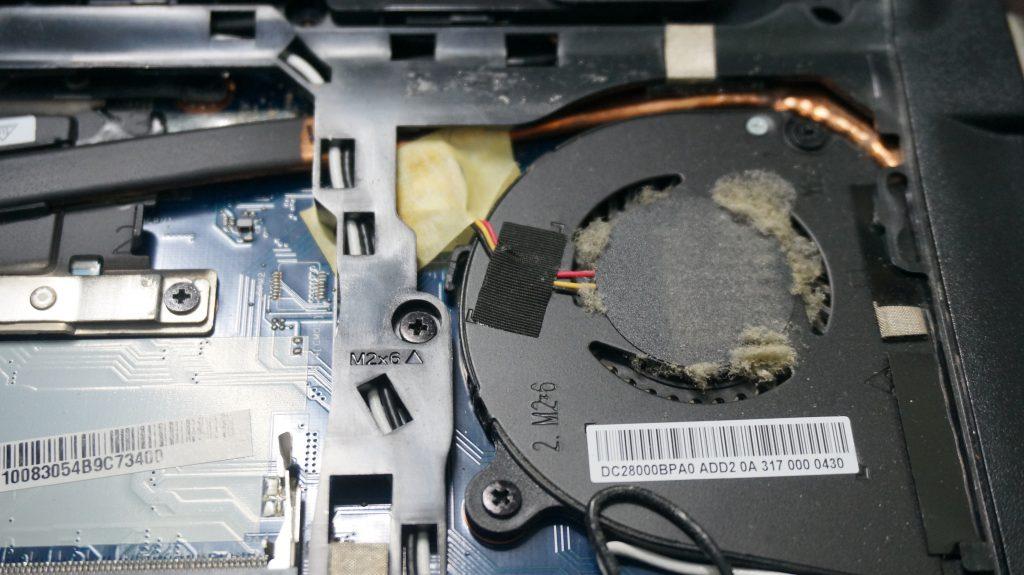 広島市液晶割れ修理 Acer ASPIRE V5-171 3