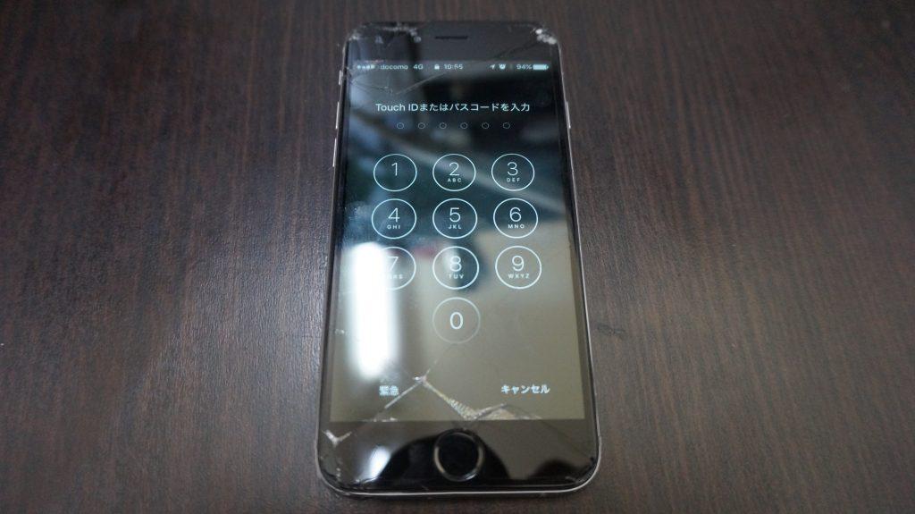 iPhone6 液晶パネル交換1