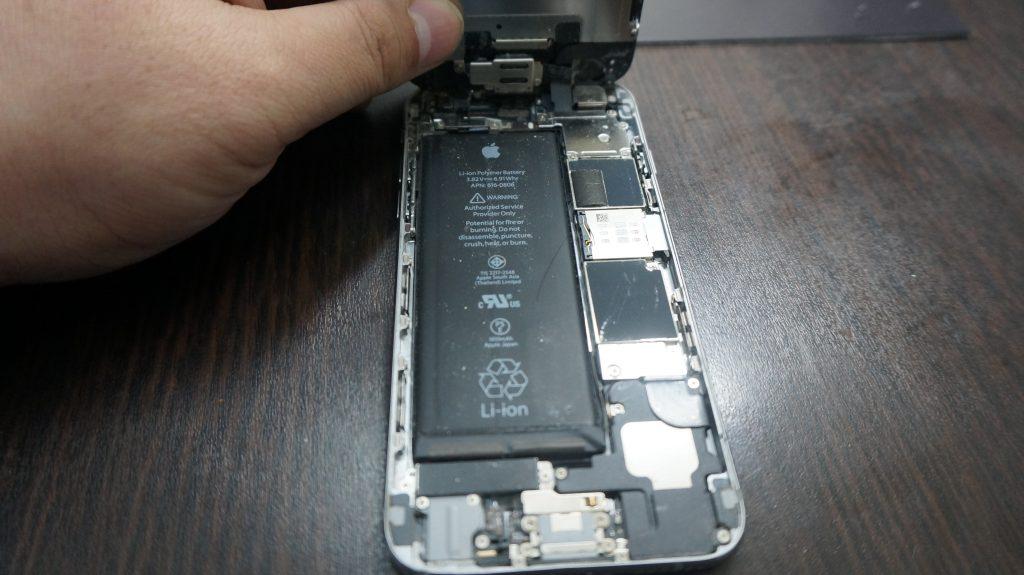 iPhone6 液晶パネル交換2