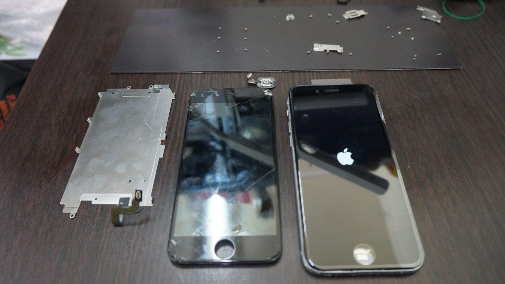 iPhone6 液晶パネル交換4