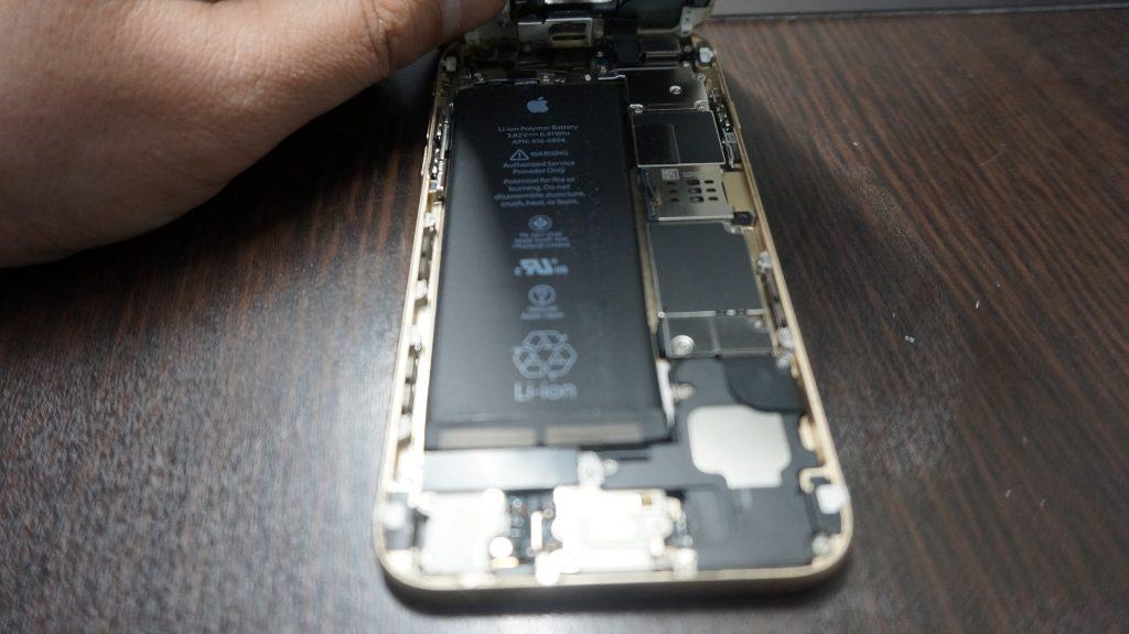 iPhone修理 iPhone6 ガラス交換安い2