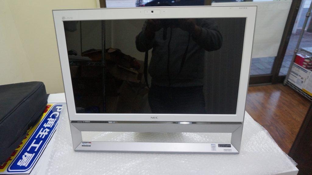 SSD換装 NEC PC-GD224TAA6 1