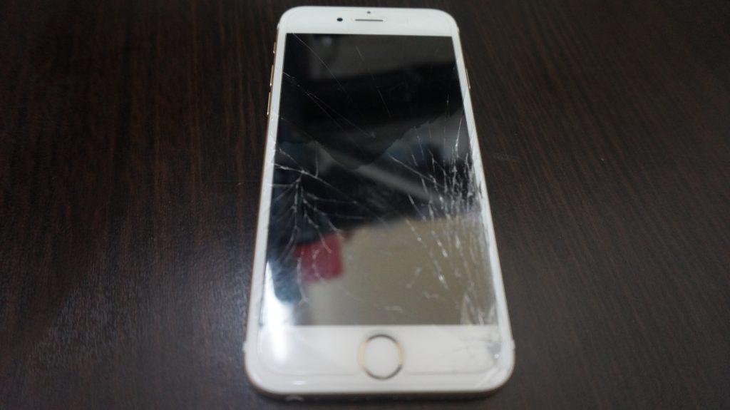 iPhone6 液晶割れ激安 1