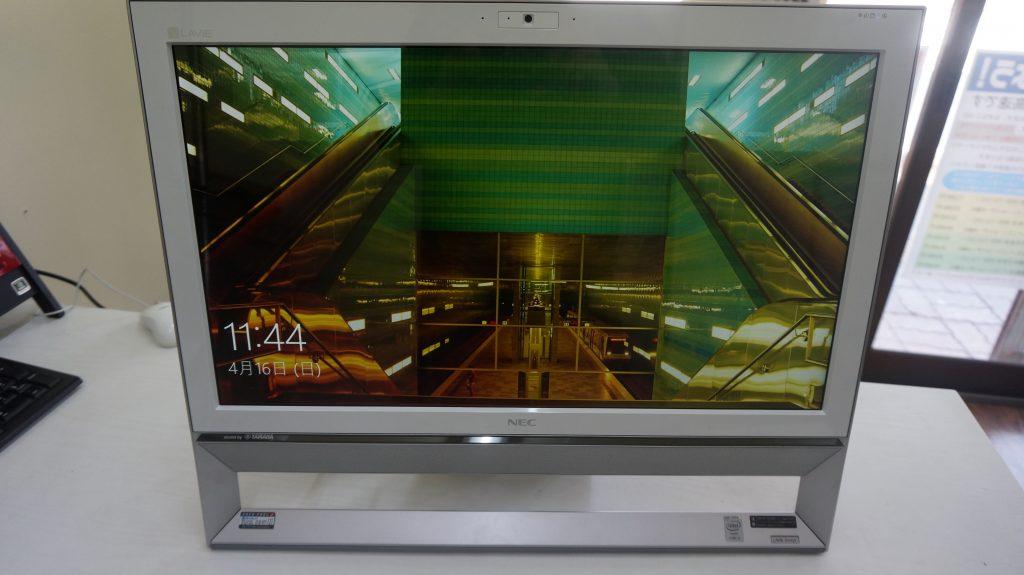 SSD換装 NEC PC-GD224TAA6 6