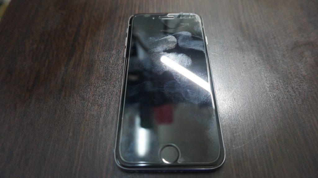 水没、バッテリー交換 iPhone6 1