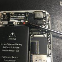 水没iPhone6 液晶交換2