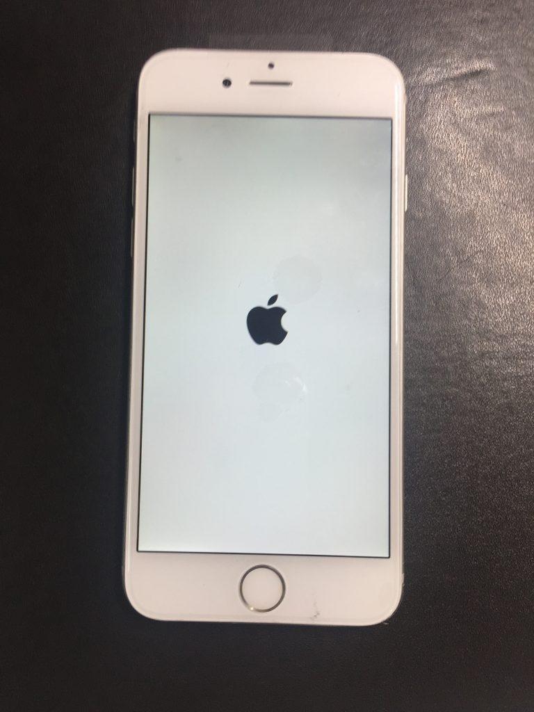 水没iPhone6 液晶交換3