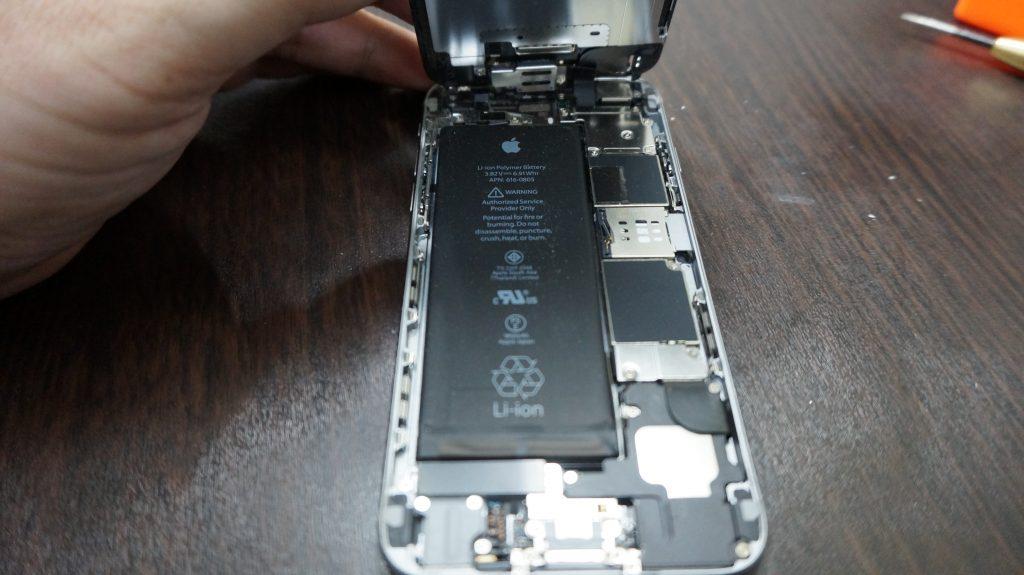液晶交換 iPhone6 安い 2
