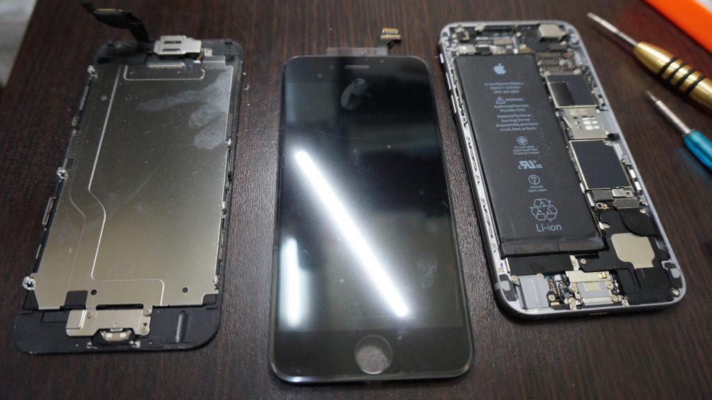 液晶交換 iPhone6 安い 3