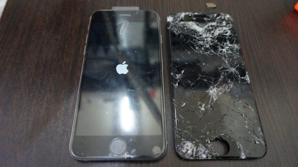 液晶交換 iPhone6 安い 4