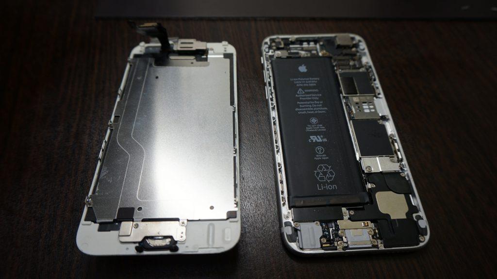 ドックコネクタ交換 液晶交換 iPhone6 3