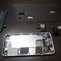 ドックコネクタ交換 液晶交換 iPhone6 4