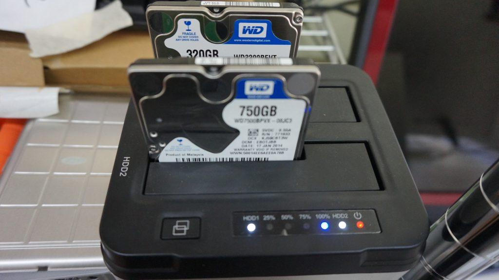 HDD交換 SONY VPCEE37FJ 6