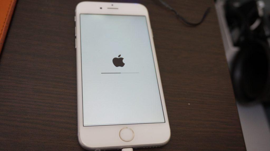 リカバリーモード復元 iPhone64