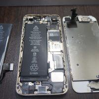 バッテリーを安く交換 iPhone5s 2