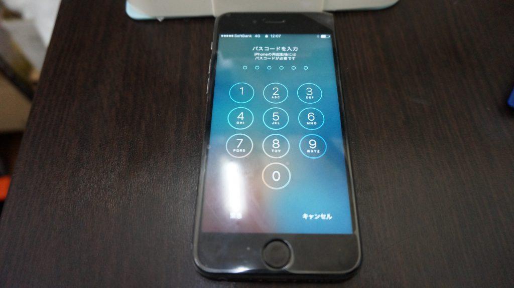 安い液晶交換 iPhone6s 6