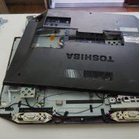 HDDセクタ不良 REGZA PC D731-T7ERK 2