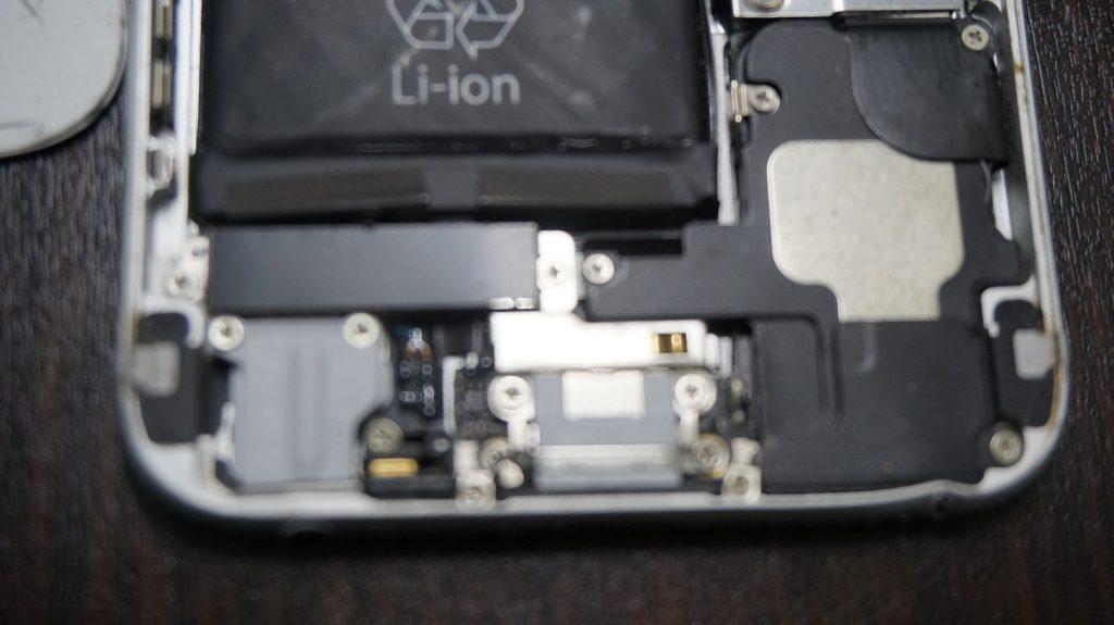 液晶割れ/フレーム修正 iPhone6 4