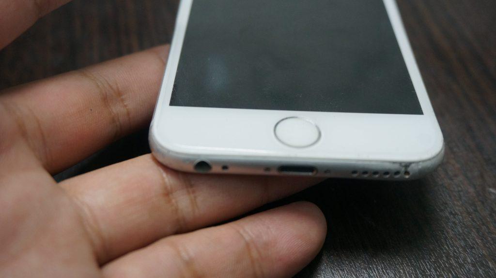 液晶割れ/フレーム修正 iPhone6 6