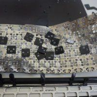 キーボード交換 Macbook Air A1465 2015 7
