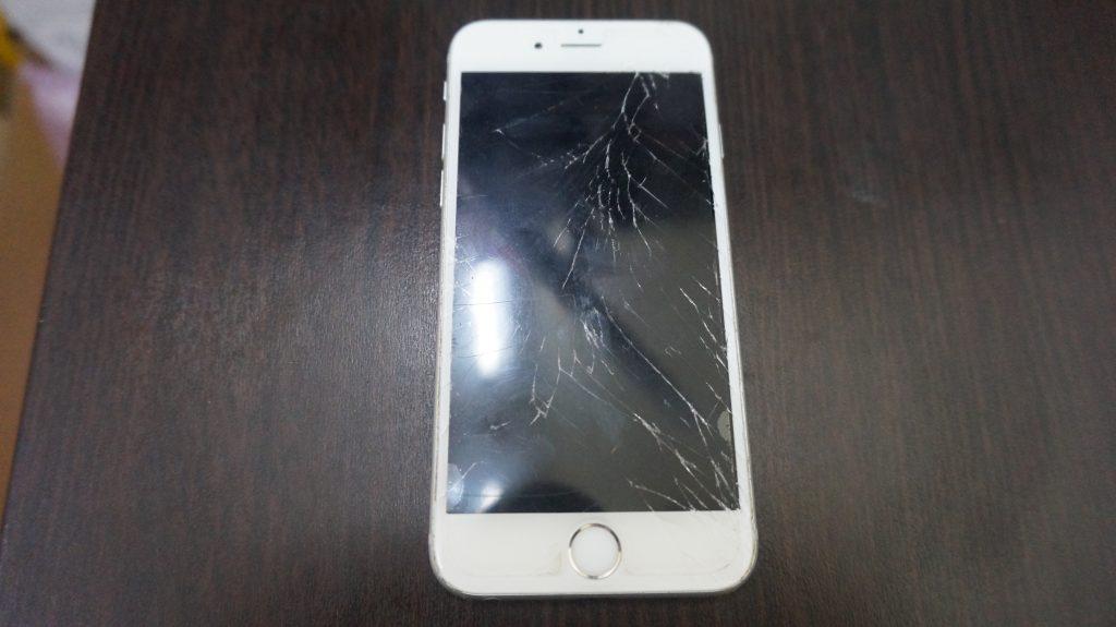 液晶交換 液晶割れ 安い iPhone6 1