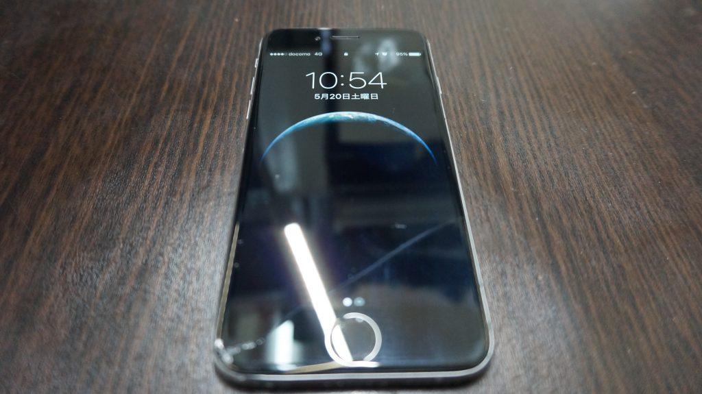 激安で液晶交換 iPhone6 1