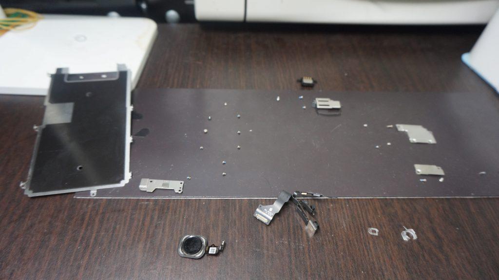 ガラス割れ交換 iPhone6s 激安 4