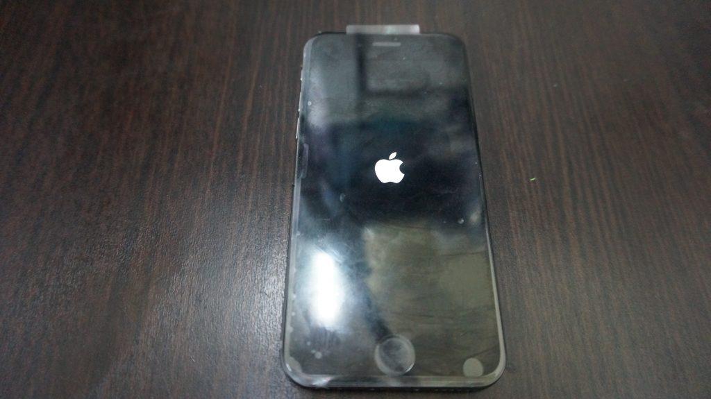 ガラス割れ交換 iPhone6s 激安 5