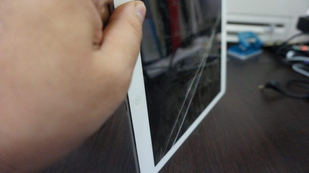 デジタイザ交換(ガラス交換) iPad Air 2