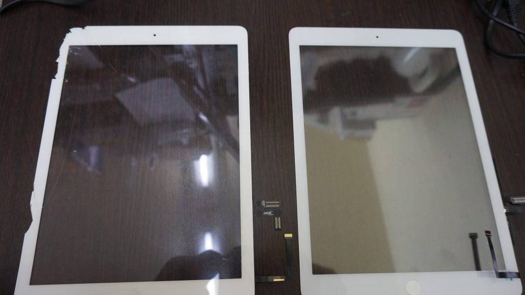 デジタイザ交換(ガラス交換) iPad Air 5