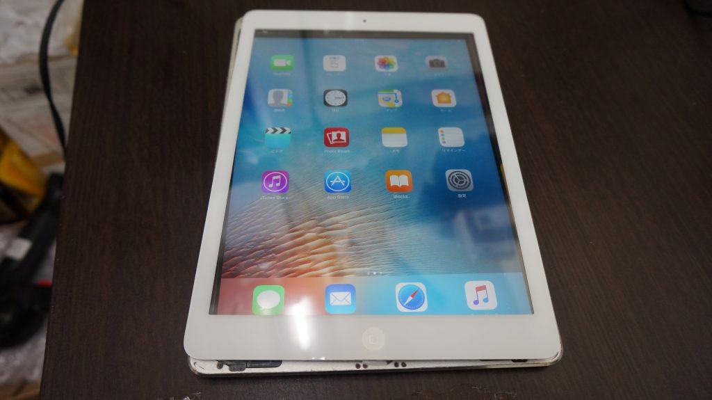 デジタイザ交換(ガラス交換) iPad Air 6