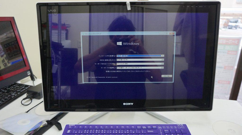 VAIO L PCG-21513N HDD異常によりSSDに換装 6