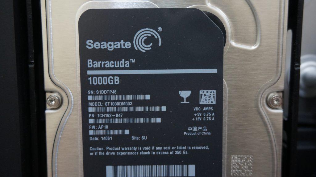 iMac 27 A1419 2012 SSD換装 4