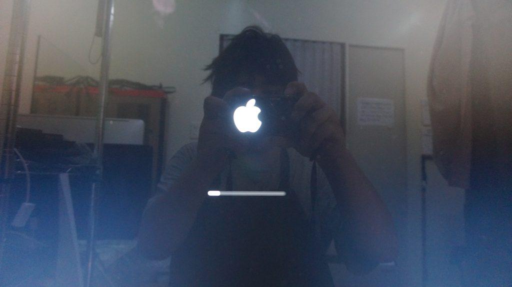 iMac 27 A1419 2012 SSD換装 8