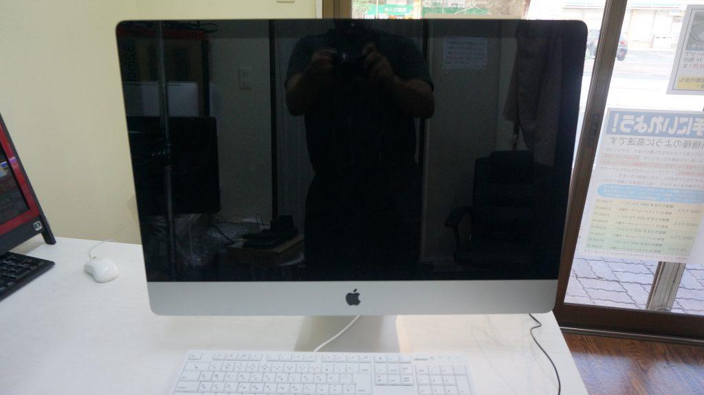 起動しない iMac27 A1312 メモリと起動部分 1