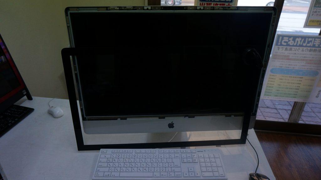 起動しない iMac27 A1312 メモリと起動部分 2