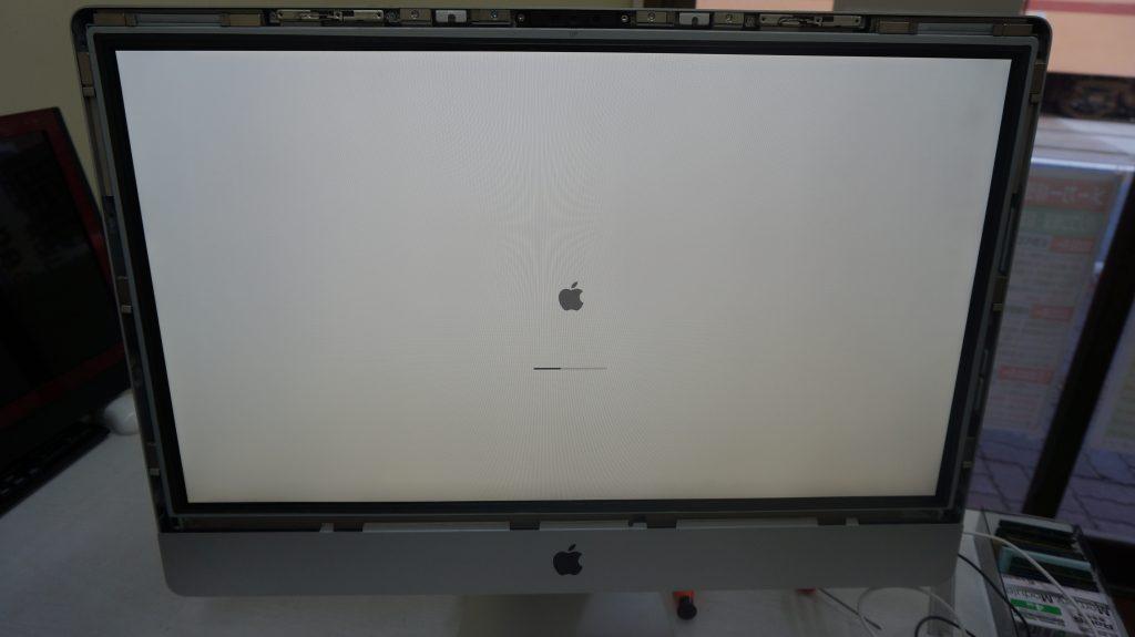 起動しない iMac27 A1312 メモリと起動部分 7