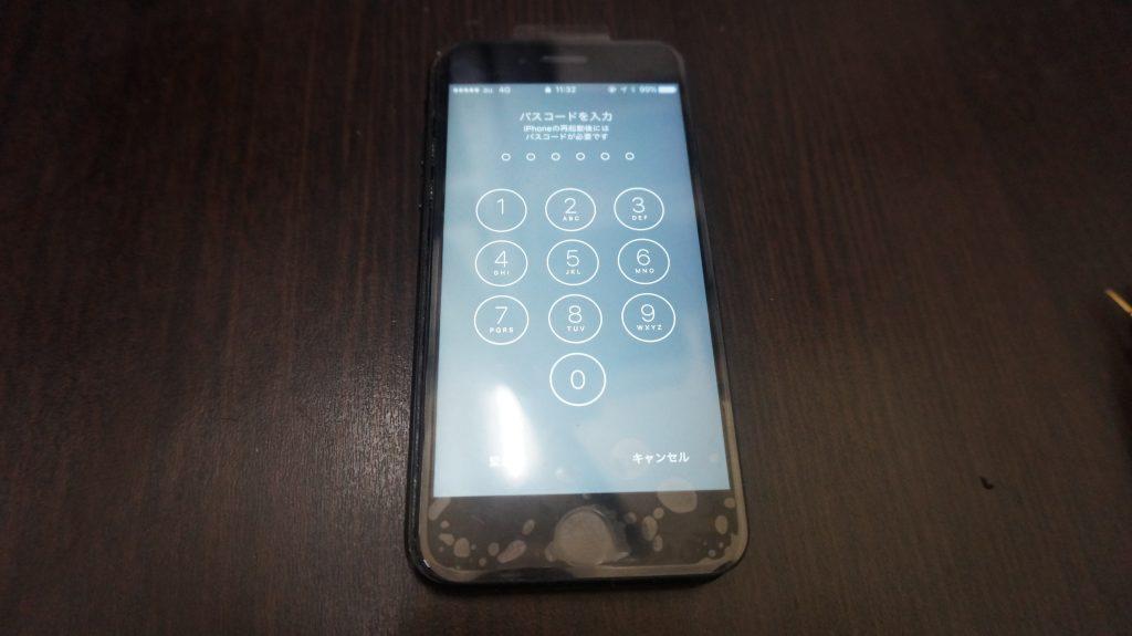 画面割れ交換 iPhone7 6